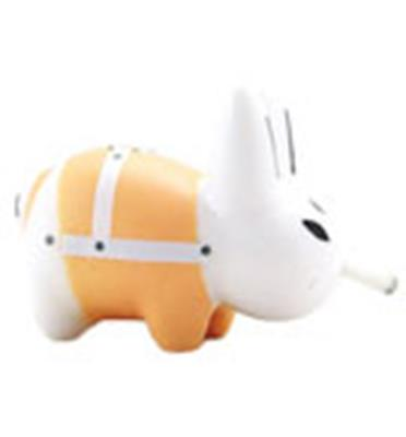Kid Robot Labbit Packs Lil Gimp: White Icon