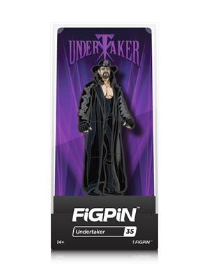 FiGPin WWE: Legends Undertaker Stock