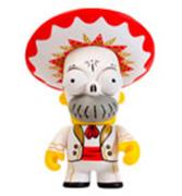 Kid Robot Simpsons x Kidrobot Homer Day of the Dead: Mariachi