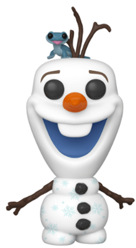 Funko Pop! Disney Olaf with Bruni