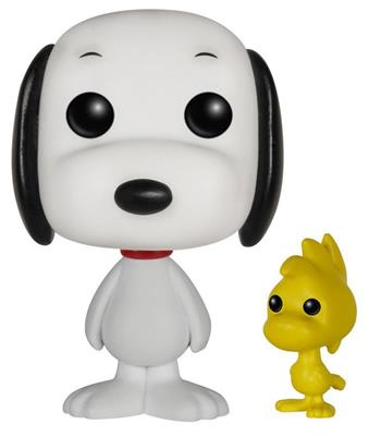 Funko Pop! Animation Snoopy & Woodstock Icon