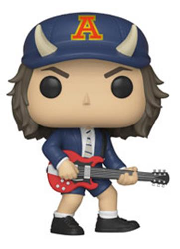 Funko Pop! Rocks Angus Young - Chase