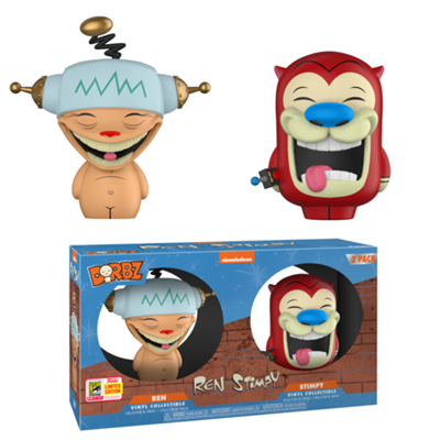 Dorbz Nickelodeon Ren & Stimpy (Happy Happy Joy Joy)