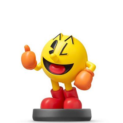 Amiibo Super Smash Bros. Pac-Man Icon
