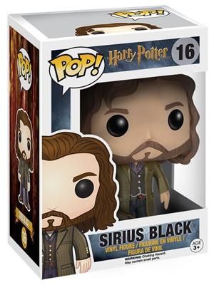 Funko Pop! Harry Potter Sirius Black Stock