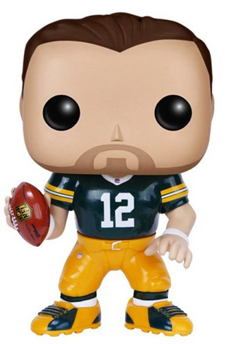 Funko Pop! Football Aaron Rodgers