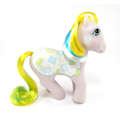 My Little Pony Year 05 Pillow Talk