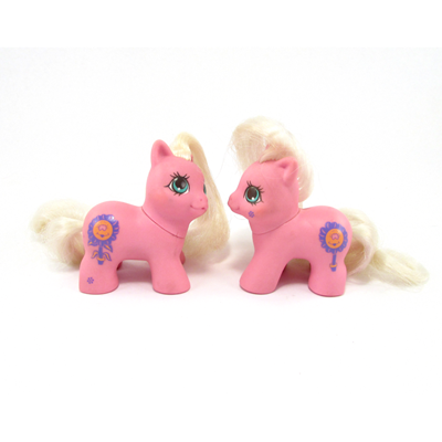 My Little Pony Year 10 Sniffles and Snookums