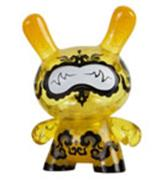 Kid Robot Special Edition Dunny Lemon Drop