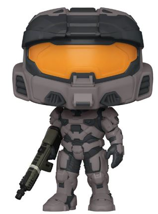 Funko Pop! Halo Spartan Mark VII with VK78 Commando Rifle