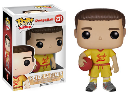 Funko Pop! Movies Peter La Fleur Stock