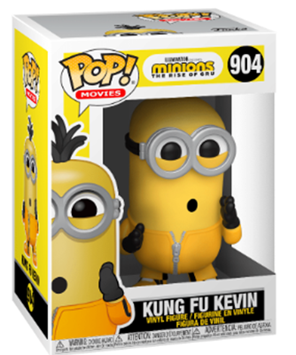 Funko Pop! Movies Kung Fu Kevin Stock