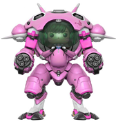 Funko Pop! Games D.VA & Meka - 6""