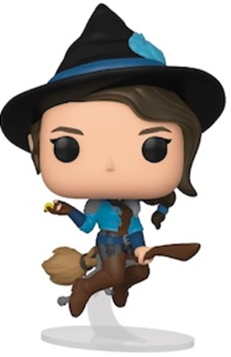 Funko Pop! Games Vex'ahlia on Broom