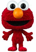 Funko Pop! Sesame Street Elmo (Flocked)