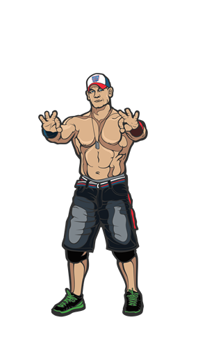 FiGPin WWE: Superstars John Cena