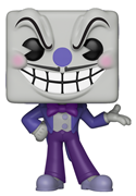 Funko Pop! Games King Dice