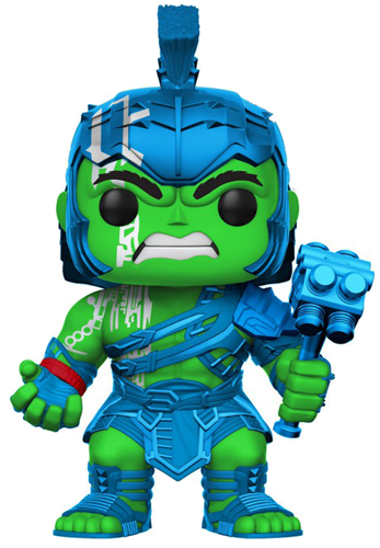 Funko Pop! Marvel Hulk (Gladiator) - Neon
