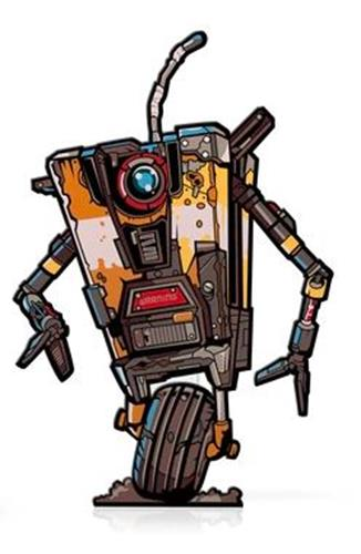 FiGPin Borderlands 3 Claptrap (Mini)