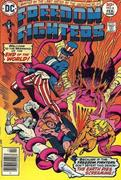 DC Comics Freedom Fighters (1976) Freedom Fighters (1976) #6