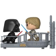 Cloud City Duel (Luke Skywalker v. Darth Vader)