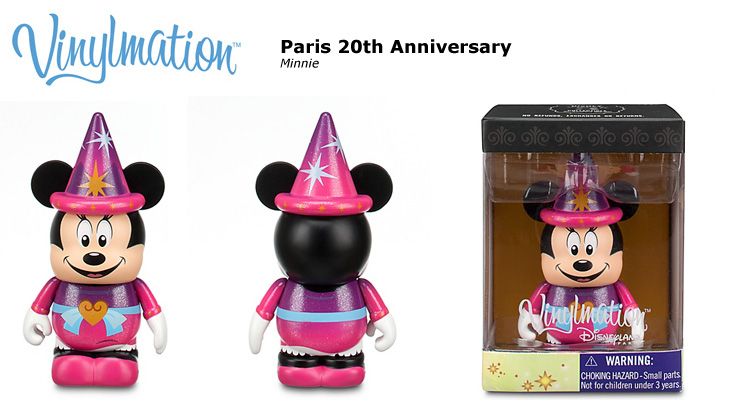 Vinylmation Open And Misc Exclusives Minnie