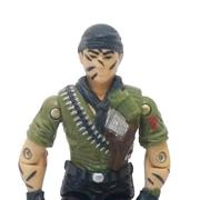 GI Joe 1987 Tunnel Rat