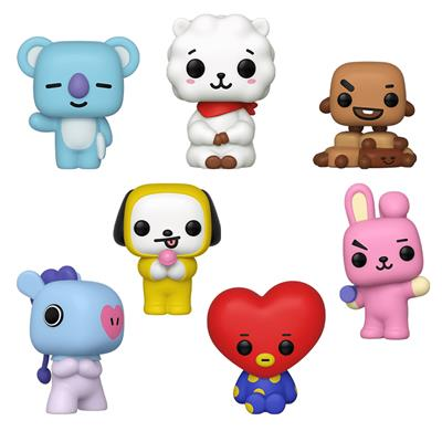 Funko Pop! Animation BT21 (7-PK)