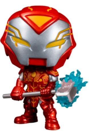 Funko Pop! Marvel Iron Hammer (Glows in the Dark)