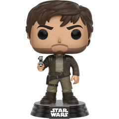 Captain Cassian Andor (Brown Jacket)