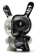 "Kid Robot 5"" Dunnys Mr. Watt (B&W)"