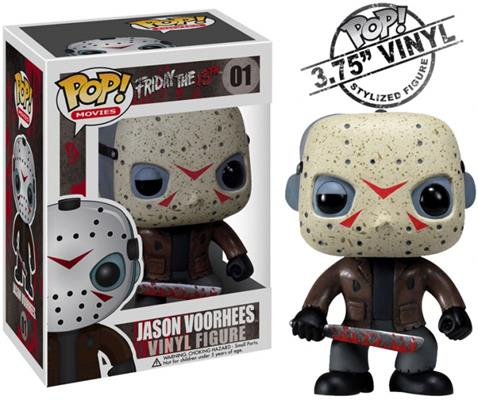 Funko Pop! Movies Jason Voorhees Stock