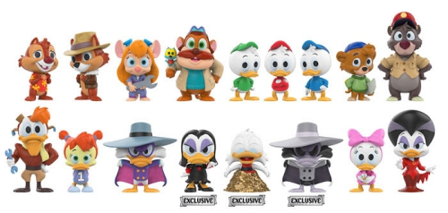 Mystery Minis Disney Afternoon Gadget Hackwrench (Rescue Rangers)
