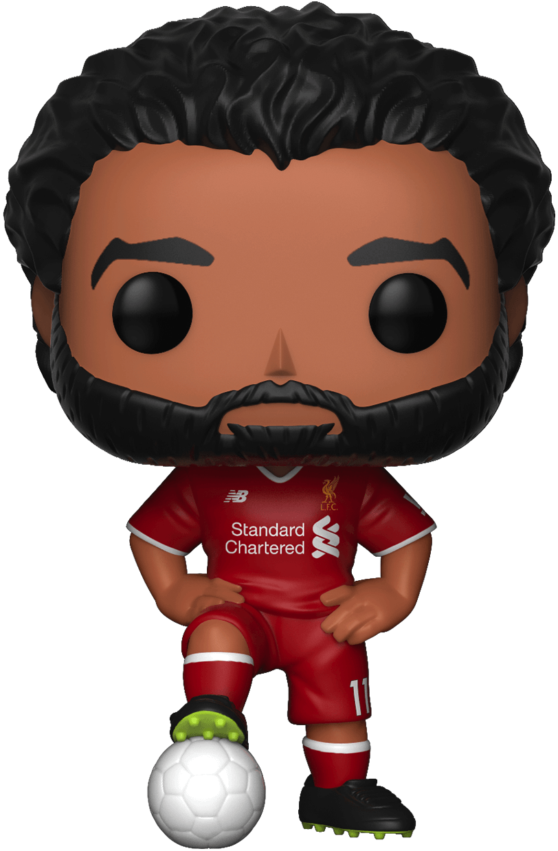 Funko Pop! Soccer Mohamed Salah