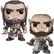 Funko Pop! Movies Durotan & Orgrim