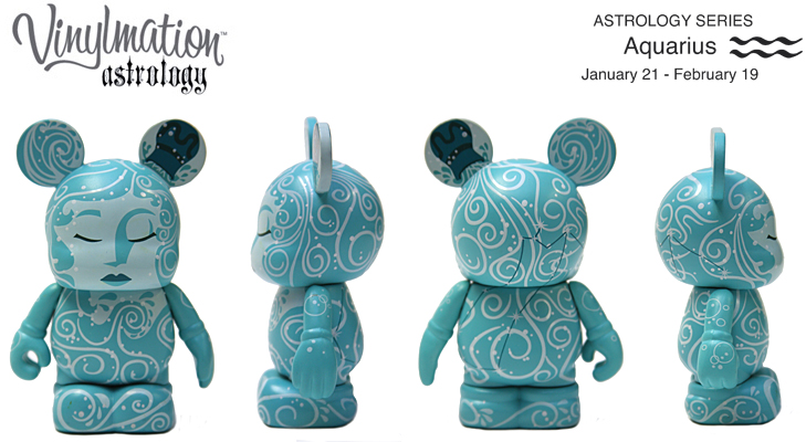Vinylmation Open And Misc Astrology Aquarius