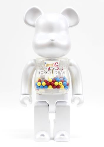 Be@rbrick My First B@by Be@rbrick Medicom 15th Anniversary Baby 1000% Icon Thumb
