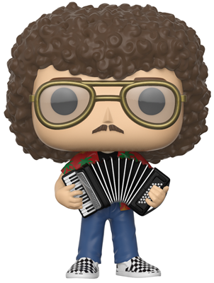 "Funko Pop! Rocks ""Weird Al"" Yankovic Icon"