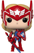 Funko Pop! Games Sharon Rodgers (as Captain America)