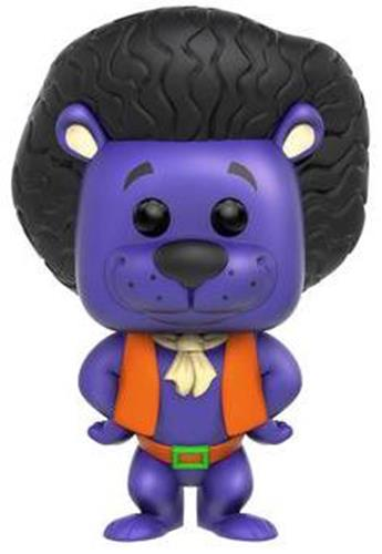 Funko Pop! Animation Hair Bear (Purple)