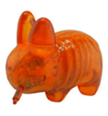 Kid Robot Labbits Infected (Orange) Stock