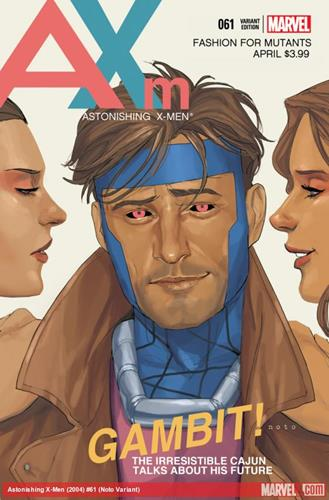 Marvel Comics Astonishing X-Men (2004 - 2013) Astonishing X-Men (2004) #61 (Noto Variant)