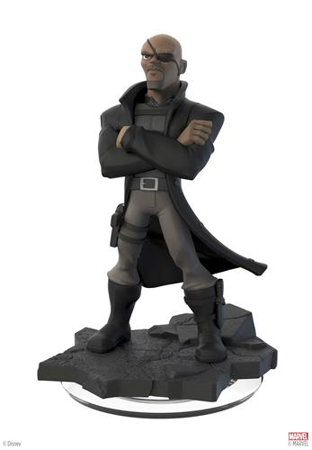 Disney Infinity Figures Marvel Comics Nick Fury
