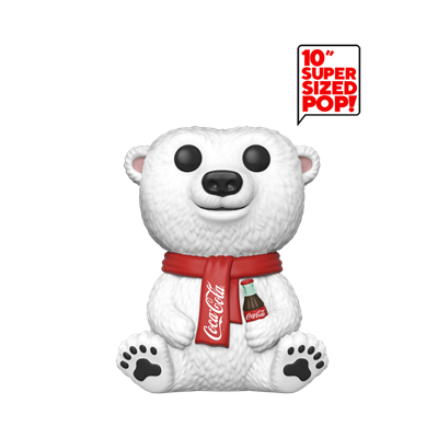 Funko Pop! Ad Icons Coca-Cola Polar Bear (10'')