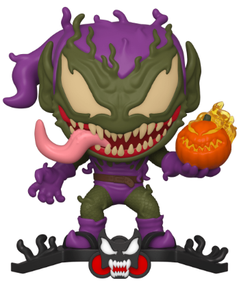 Funko Pop! Marvel Venomized Green Goblin Icon