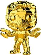 Funko Pop! Marvel Star-Lord (Gold Chrome)