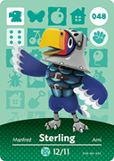 Amiibo Cards Animal Crossing Series 1 Sterling