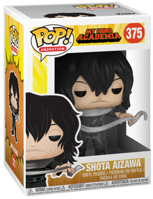 Funko Pop! Animation Shota Aizawa Stock Thumb