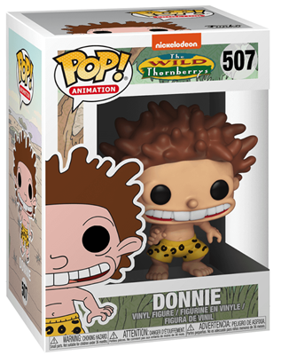 Funko Pop! Animation Donnie Stock