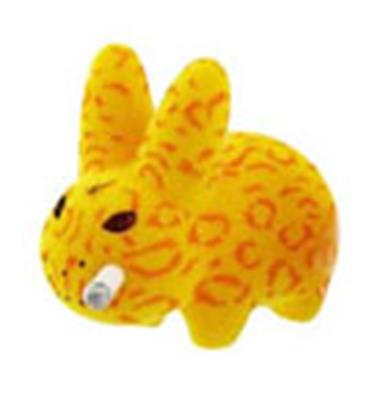 Kid Robot Labbit Packs Jungle Magic: Yellow Leopard Stock